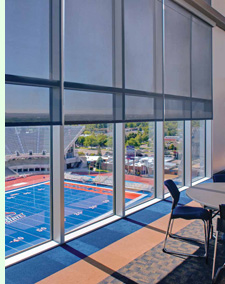 sheerweave technical features solar shades - Solar Shade